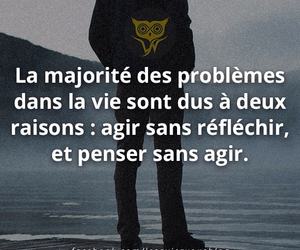 francais, french, and french quotes image