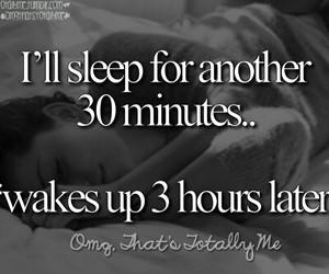 always, daily life, and sleep image