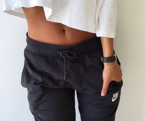 nike, body, and outfit image