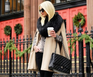 blonde, chanel, and girl image