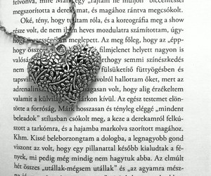 book, books, and heart image