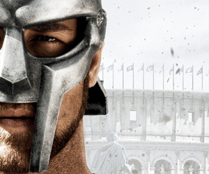 gladiator, Maximus, and movie image