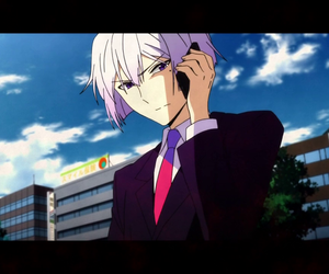 art anime hamatora boy image