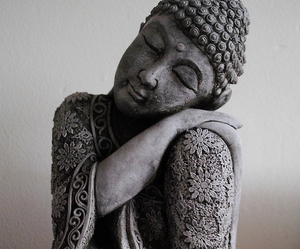 background, Buddha, and relax image
