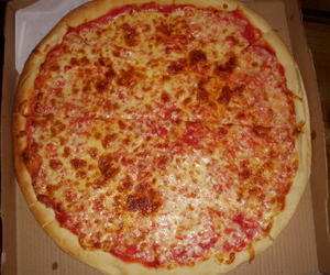 cheese, pizza, and ny style image