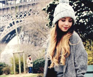 paris, zoella, and girl image