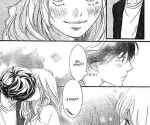 ao haru ride, manga, and futaba image