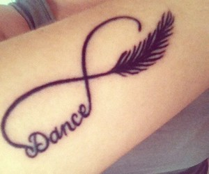 dance and tatoo image