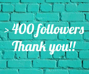 followers and 400 image