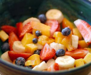 fruit, food, and salad image