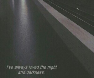night, Darkness, and grunge image