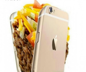 funny, taco, and iphone6 image