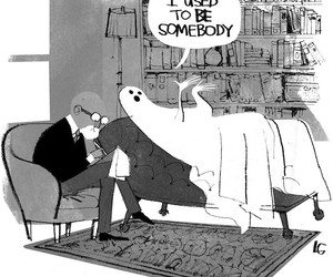 ghost and somebody image