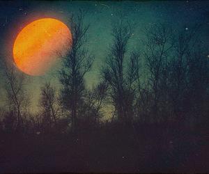 art, dark, and mystic image