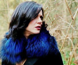 evil queen, lana parrilla, and regina mills image