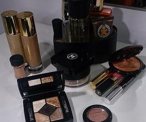 chanel, dior, and make up image