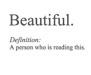 beautiful, definition, and quote image