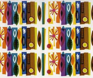 colors, mary blair, and leafes image