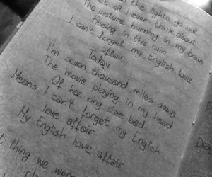 black and white, 5sos, and 5sos songs image