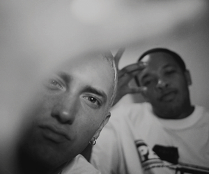 eminem, Dr Dre, and slim shady image