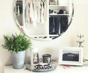 mirror, decor, and room image