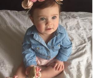 adorable, baby, and fashion image