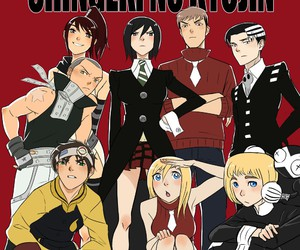 soul eater and crossover image