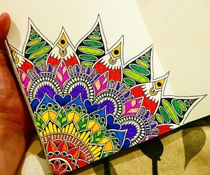 art and mandala image