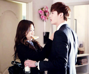 couple, park shin hye, and lovely image
