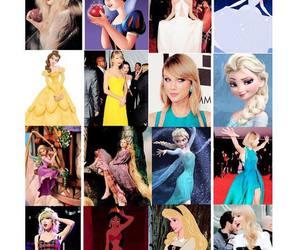 Taylor Swift, princess, and disney image