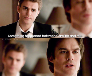 damon and stefan image