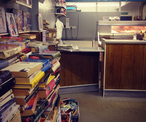 batter, books, and chips image