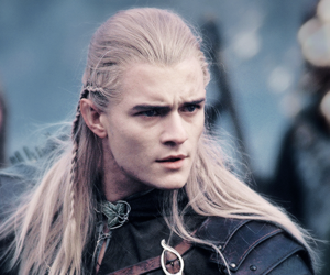 Legolas, orlando bloom, and LOTR image