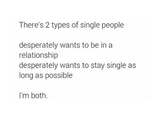 single and Relationship image
