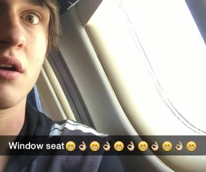 window seat, viner, and youtuber image