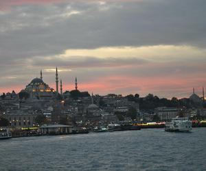 beautiful, mosque, and istanbul image