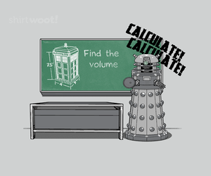 calculate, Dalek, and doctor who image