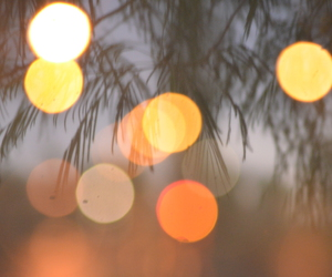 blur, colors, and lights image