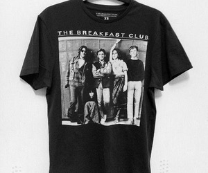 Breakfast Club, fashion, and grunge image