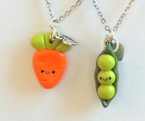 friendship, cute clay charms, and polymer clay charms image