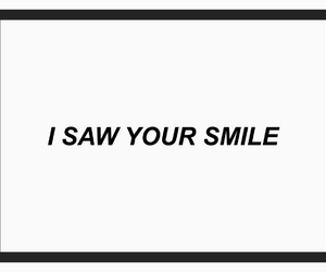 easel, quote, and smile image