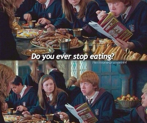 funny, ginny weasley, and harry potter image