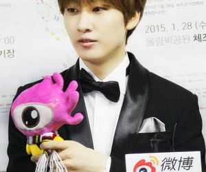 eunhyuk, gaon chart k-pop awards, and super junior image