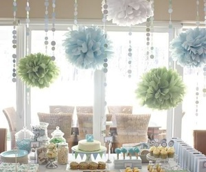 decoration, party, and diy image