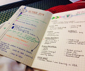 study, class, and notes image