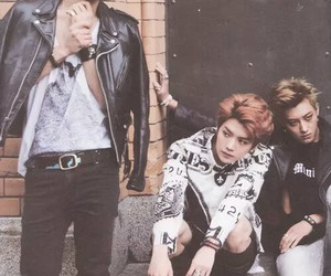 exo, tao, and Chen image