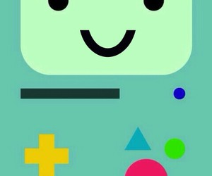 bmo, gameboy, and adventure time image