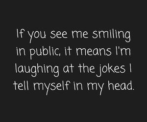 jokes and public image