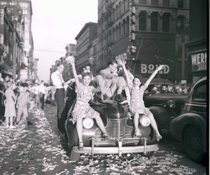 1940s, 40s, and america image
