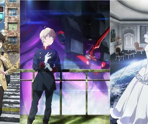 anime, inaho, and slain image